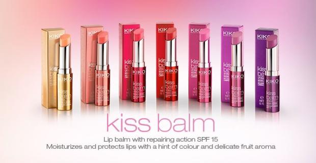 Kiko Kiss Balm