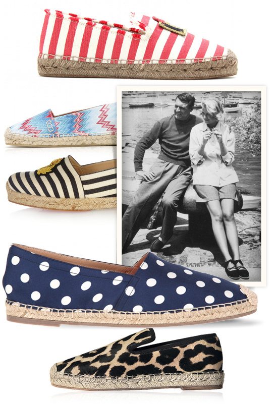 Espadrilles: Rope to the Road
