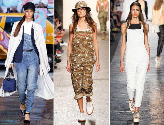 DKNY Women's, Mark McNairy New Amsterdam, and Rag & Bone at SS2014