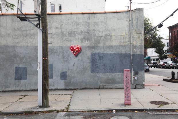 A Broken Heart in Red Hook Brooklyn
