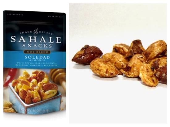 Sahale Nuts