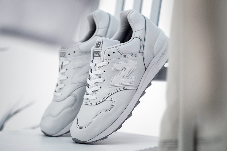 New Balance 574 White Out