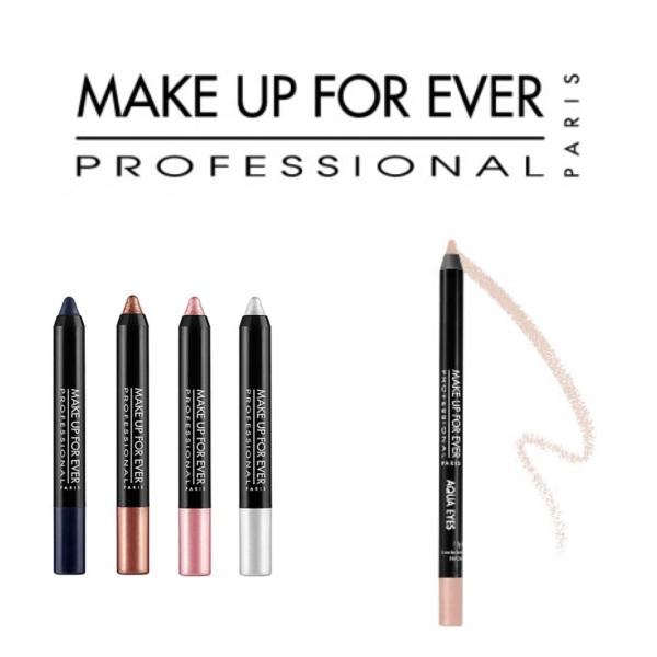 Makeup Forever Aqua eyes